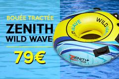 bouee tractee zenith wild wave 49€