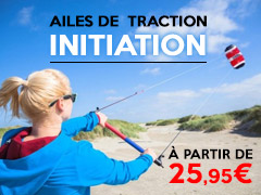 aile de traction initiation à partir de 25,95€