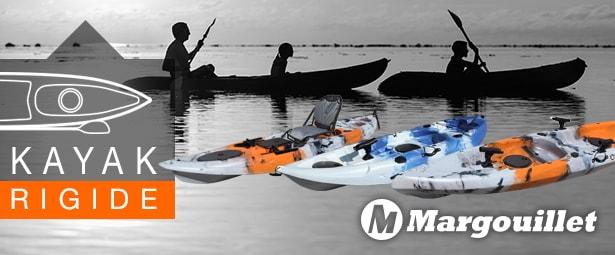 kayak rigide margouillet