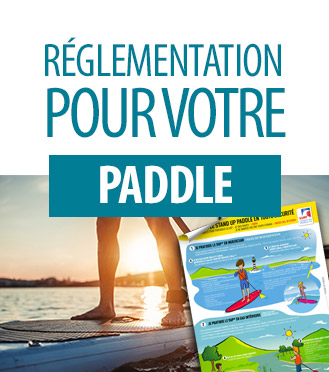 La réglementation du stand up Paddle