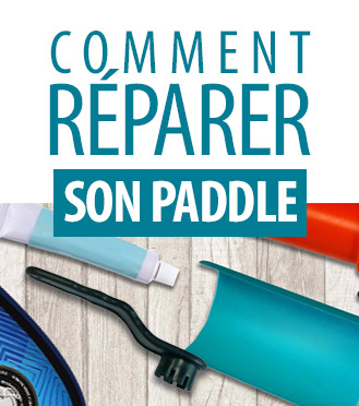 Comment réparer son Paddle gonflable ?
