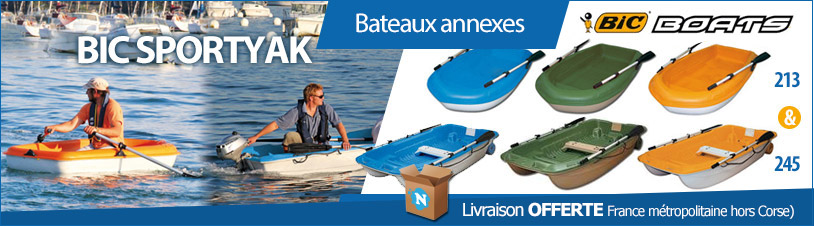 annexes bic boat