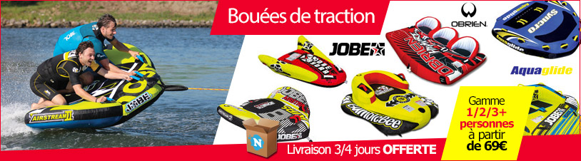 bouee traction 1 2 3 places