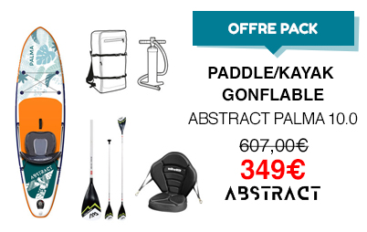 paddle kayak abstract