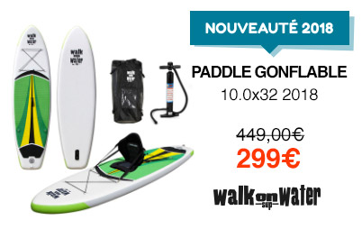 Paddle gonflable wow 10.0