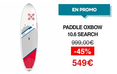 Paddle oxbow