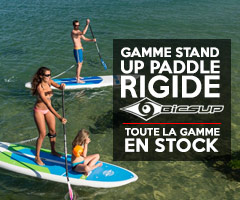 gamme stand up paddle bic rigide
