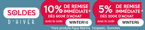 2 offres Soldes winter Nautigames