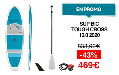 Sup Bic tough cross 10.0 2020