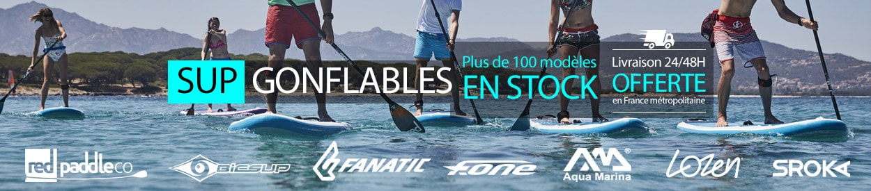 stand up paddle gonflables plus de 100 modeles