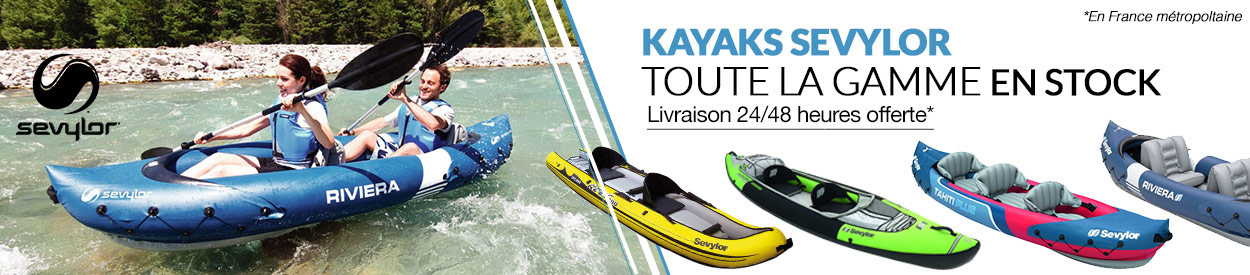 Kayaks SEVYLOR gamme