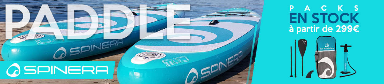paddle spinera en stock
