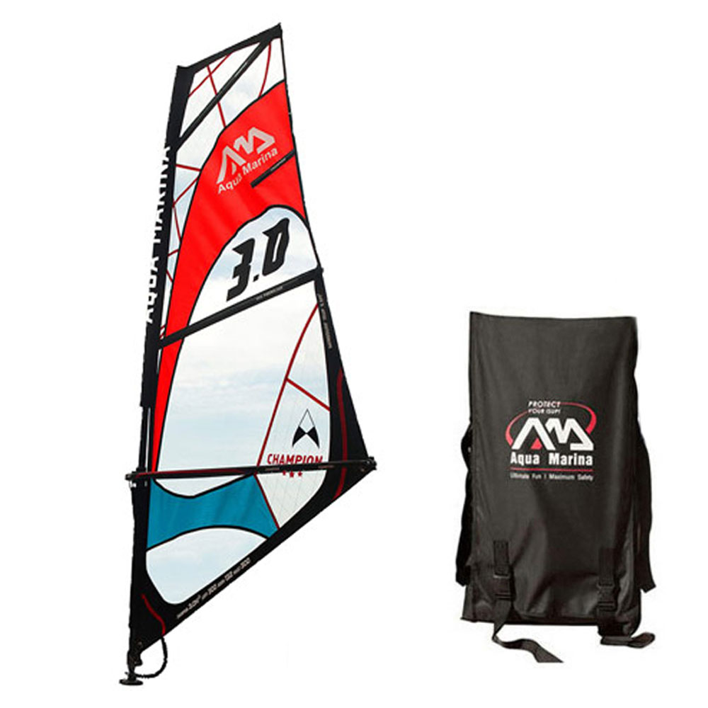 VOILE DE 3M² + SAC DE TRANSPORT