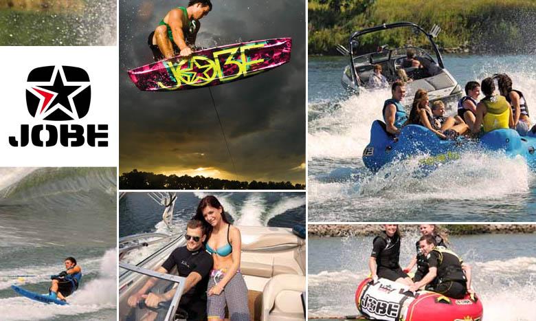 Jobe - Bouée tractée, ski nautique et wakeboard Jobe | Nautigames.com
