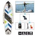 STAND UP PADDLE GONFLABLE AQUAMARINA PERSPECTIVE