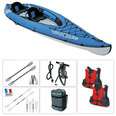 KAYAK BIC YAKKAIR LITE TWO KAYAK GONFLABLE