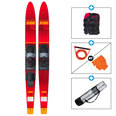 SKIS NAUTIQUE JOBE 59 ALLEGRE 2016 RED
