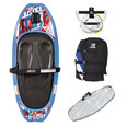 KNEEBOARD JOBE JUSTICE BLUE PACKAGE