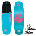 WAKEBOARD OBRIEN FREMONT 138 + CHAUSSES CONNECT 2016