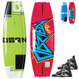 WAKEBOARD OBRIEN SYSTEM + CHAUSSES DEVICE 2016