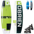 WAKEBOARD O'BRIEN SYSTEM + CHAUSSES DEVICE 2016