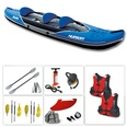 KAYAK GONFLABLE SEVYLOR HUDSON KCC360 PACKAGE