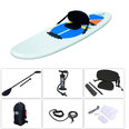 SUP GONFLABLE BESTWAY WHITE CAP 10.0