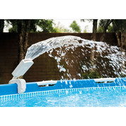 FONTAINE DE PISCINE INTEX PULVERISATEUR LED MULTICOLORE
