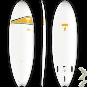 SURF TAHE DURA-TEC FISH 5.10