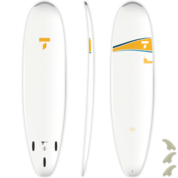 SURF TAHE DURA-TEC MINI NOSE RIDER 7.6