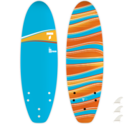 SURF TAHE PAINT 5.6 MINI SHORTBOARD