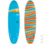 SURF TAHE PAINT 6.6 MAXI SHORTBOARD