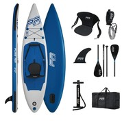 SUP KAYAK GONFLABLE AQUA MARINA PURE AIR 11.0 HYBRID 2021