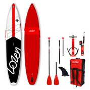 PADDLE GONFLABLE LOZEN 12.6 FUSION TOURING/RACE 2021