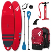 PADDLE GONFLABLE FANATIC FLY AIR 9.8 PURE ROUGE 2021