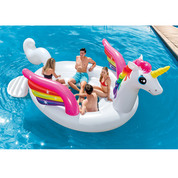 GEANTE BOUEE LICORNE PARTY INTEX