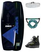 WAKEBOARD JOBE VANITY 131 & CHAUSSES UNIT PAQUET 2019
