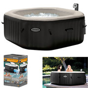 SPA GONFLABLE INTEX PURE SPA JETS ET BULLES 4 PLACES 28454