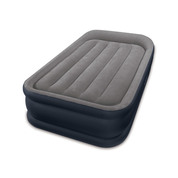 MATELAS GONFLABLE INTEX DELUXE REST BED 1 PLACE