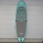 STAND UP PADDLE GONFLABLE OCCASION AQUAMARINA 2021 DHYANA 11\