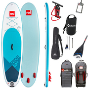 PACK RED PADDLE 2019 RIDE 10.6 2019 PRET A NAVIGUER