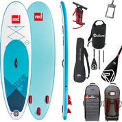 PACK RED PADDLE 2019 RIDE 9.8 2019 PRET A NAVIGUER