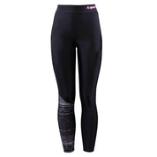 PANTALON LYCRA AQUA MARINA ILLUSION BLACK WOMEN