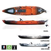 KAYAK PECHE RTM FISHING ABACO 360 LUXE TORQEEDO