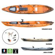 KAYAK PECHE RTM FISHING ABACO 420 LUXE TORQEEDO