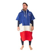 PONCHO ALL IN V COUNTRIES BLEU/BLANC/ROUGE