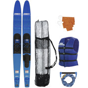 PACK JOBE ALLEGRE 67 COMBO WATERSKI BLUE