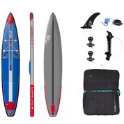 SUP GONFLABLE STARBOARD ALL STAR AIRLINE DELUXE SC 12.6 2021