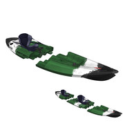 KAYAK MODULABLE SPECIAL PECHE POINT 65°N TEQUILA GTX ANGLER