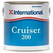ANTIFOULING MATRICE ÉRODABLE INTERNATIONAL CRUISER 200